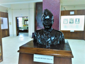 Statue of Subhas Chandra Bose
